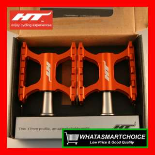 AR01 ORANGE Mountain & Road & BMX Bicycle Bike Pedals