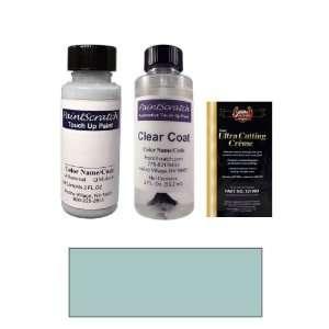 2 Oz. Ocean Light Blue Metallic Paint Bottle Kit for 2008