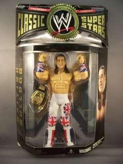 British Bulldog Figure WWE Classic Superstars Series 7