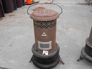 PERFECTION VINTAGE OIL HEATER NO.525