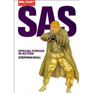 SAS Special Forces in Action (Classic Soldiers