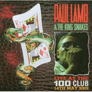 Live at the 100 Club Paul Lamb Music