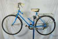 Huffy Regal Ladies Bicycle 1970s Shimano Twist Grip Lark W Blue Bike