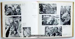 USS JOHN F KENNEDY CV 67 MEDITERRANEAN CRUISE BOOK 1975 1976