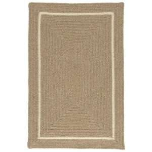 Colonial Mills EN33MN Shear Natural Muslin Braided Rug: Baby