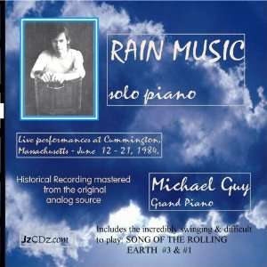 RAIN Music   piano concerts, June 1984 Michael Guy Music