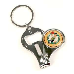 BOSTON CELTICS NBA NEW Metal Keychain Bottle Opener