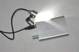 Portable LED Head Light Lamp for Dental Surgical Medical Binocular