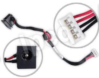 AC DC JACK POWER HARNESS TOSHIBA SATELLITE L305D S5934