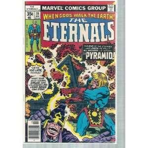 ETERNALS # 19, 6.0 FN Marvel Comics Group  Books