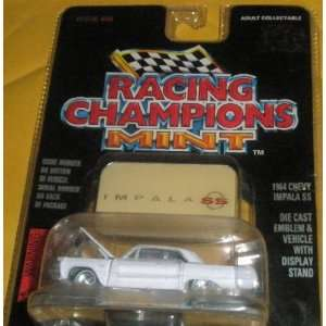 Racing Champions Mint 1964 Chevy Impala SS #38: Toys & Games