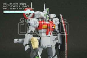 144 RGM 79 GM + ALPHA Detector Gundam resin robot model kit