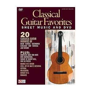 Classical Guitar Favorites Musical Instruments