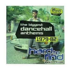 Biggest Dancehall Anthems 1979 82 [Vinyl] Various Artists
