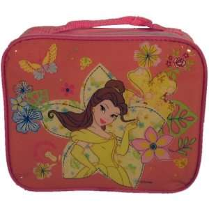 Disney Princess Belle Lunch Bag Box Lunchbag Lunchbox   Beauty and the