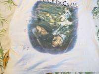 ALICE IN CHAINS Vintage Concert SHIRT 90s TOUR T RARE ORIGINAL We Die