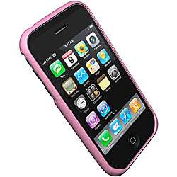 ifrogz Pink Wrapz for 3G Apple iPhone