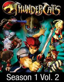 Thundercats Series on Thundercats  Tv Series   1985   Video On Demand By Vudu
