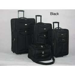 American Flyer North West 4 piece Luggage Set
