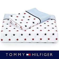 Tommy Hilfiger Union 4 piece Sheet Set (Full/Queen)