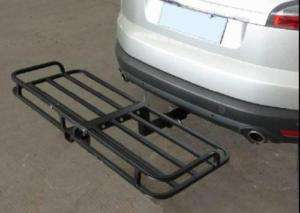 NEW 50x20 CARGO CARRIER LUGGAGE BASKET HAULER 2​ HITCH