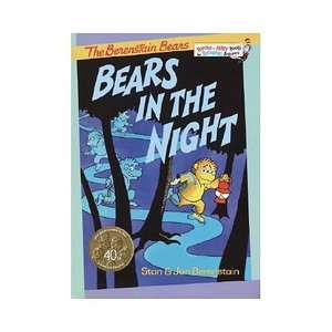 Bears in the Night, Berenstain, Stan Childrens Books