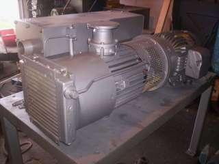 Airtech model L 250 10HP 180 CFM vacuum pump