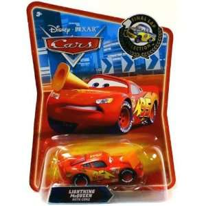 Disney Pixar Cars Lightning McQueen with Cone 155 Die