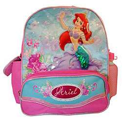 Disney Little Mermaid Toddler Backpack  Overstock