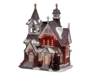 Collection ~ SEAPORT VILLAGE CHURCH ~ Christmas House Building