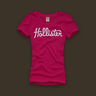 NWT HOLLISTER Womens Boat Canyon T Shirt Top XS S M L