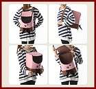 Dog Cat Pet Carrier Pink Ribbon Holic Cute fashion lovely carrier