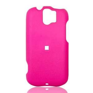 Shell for HTC MyTouch Slide 3G (Hot Pink) Cell Phones & Accessories