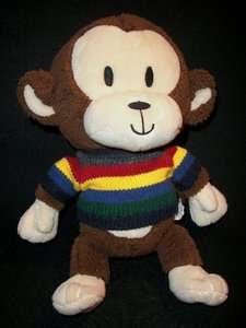 THE CHILDRENS PLACE TCP MONKEY PLUSH DOLL SWEATER 11