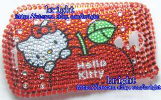 Hello kitty Bling Case For Samsung Epic 4G Galaxy S #2