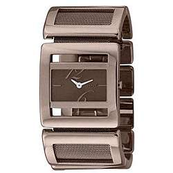 DKNY Womens Brown Bracelet Watch
