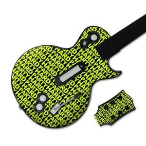 Les Paul  Xbox 360 PS3  Andrew W.K.  Party Hard Neon Skin Video Games