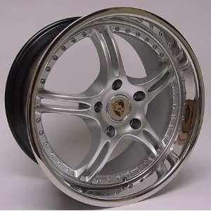 Porsche 944 19 Inch Chrome Silver Wheels Rims 1981 1982 1983 1984 1985