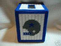Dallas Cowboys NFL Football Boutique Tissue Box