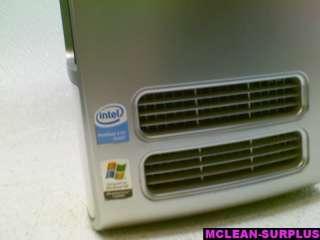 Dell Dimension E520 Desktop w/ Intel Pentium 4 @ 3.06GHz, 2GB RAM