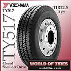 Yokohama TY517 semi truck tire 11r22.5 tires 22.5 tires 22.5 11 22.5