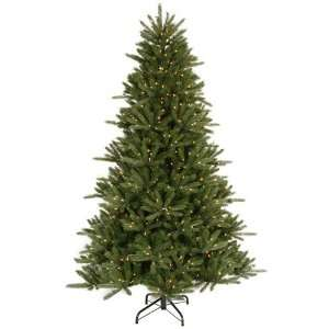 Clear Pre Lit Instant Shape Vermont Fir Christmas Tree