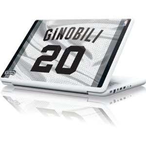 M. Ginobili   San Antonio Spurs #20 skin for Apple MacBook