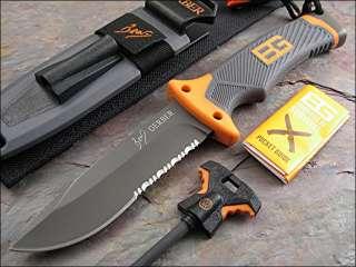 Gerber Bear Grylls Ultimate Fixed Blade Full Tang Survival Knife Brand