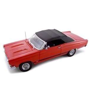 1967 Ford Fairlane GT Convt Red 1:18 GMP 1of1000 Model
