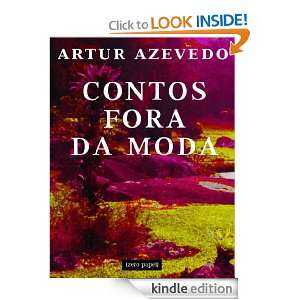 Contos fora da moda (Portuguese Edition) Artur Azevedo