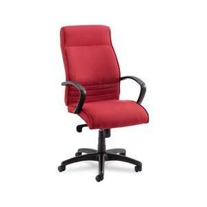 Profile Series Executive High Back Swivel/Tilt Chair Office Products