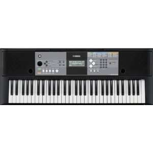 Yamaha PSR E223 61 Key Entry Level Portable Keyboard Kit