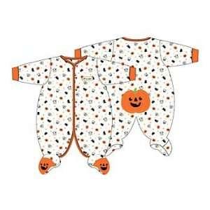Carters Halloween Jack o lantern Pumpkin Costume Baby
