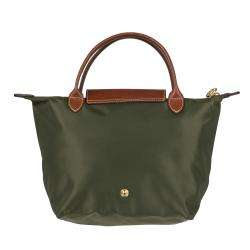 Longchamp Le Pliage Small Foldable Nylon Tote Bag